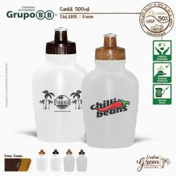 Cantil 500ml GREEN Personalizado