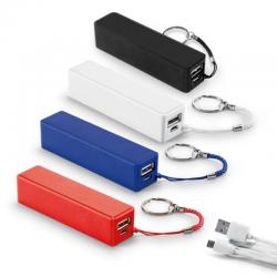 Carregador Portátil USB Power Bank Personalizado Barato