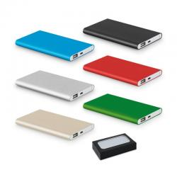 Carregador Power Bank Bateria 4400mAh Portatil Personalizado Barato