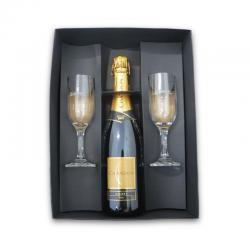 Kit Chandon com 2 Taças Gallant Personalizado