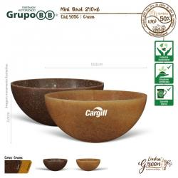 Mini Bowl GREEN 240mL Personalizado Barato