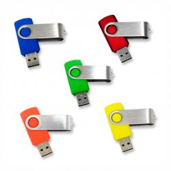 PEN DRIVE SM 08 GB COLOR Personalizado Barato