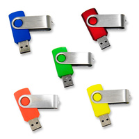 Pen Drive SM Color - 4GB Personalizado Barato