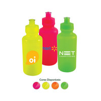 Squeeze Color Neon 550ml Personalizado